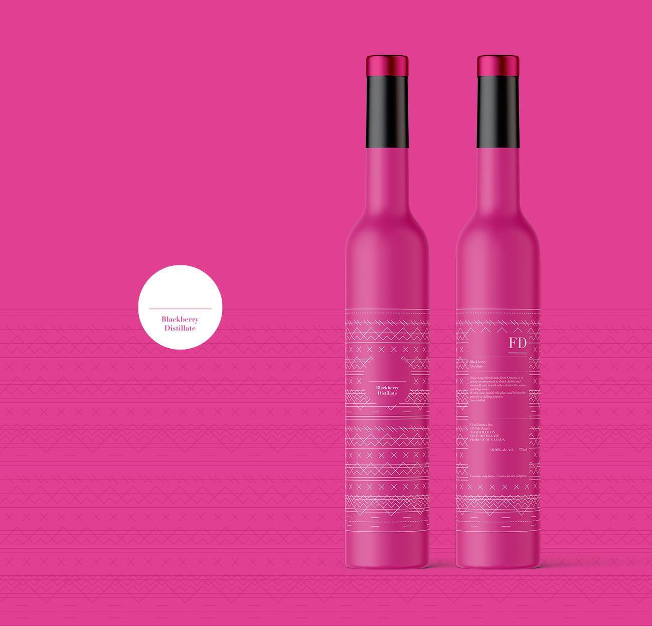Progettazione grafica packaging etichette niagara frozen napoli avellino benevento