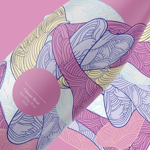 Progettazione grafica packaging etichette vino vieni napoli avellino benevento