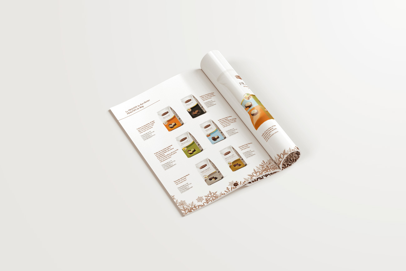 progetto grafico catalogo di gennaro avellino