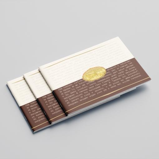 progettazione grafica brochure catalogo prodotti dolciaria studio grafico avellino