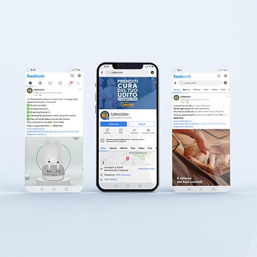 Agenzia Social Media Marketing - Gestione e Sviluppo Social Avellino Benevento Napoli