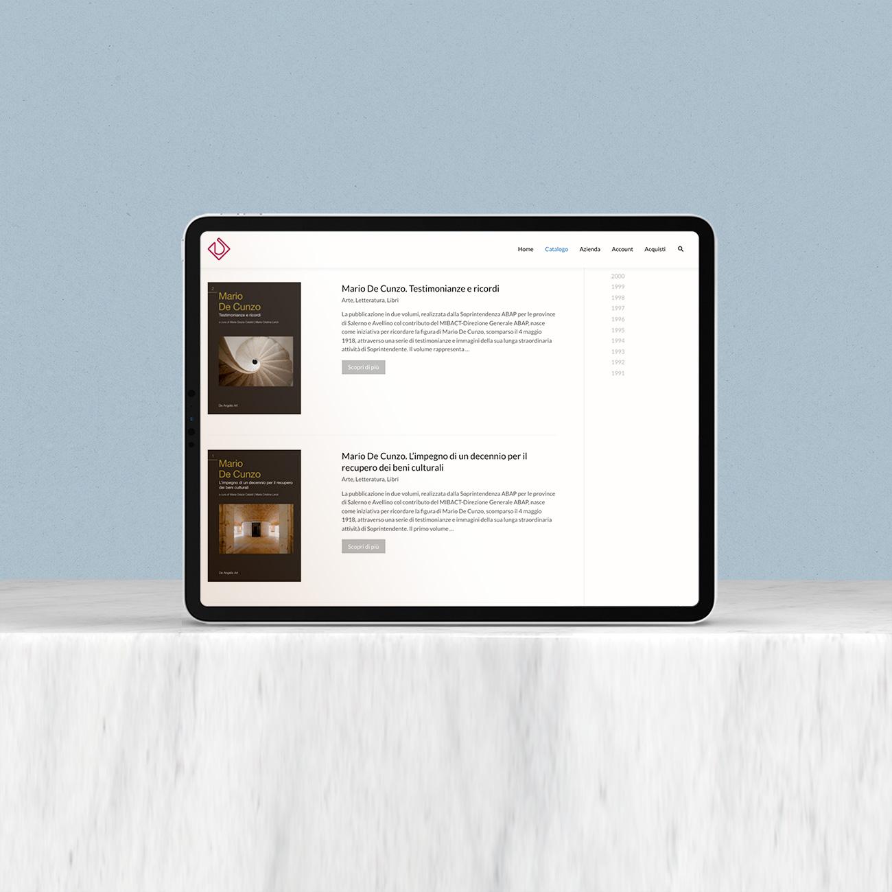 Web Agency Avellino Benevento Napoli realizzazione siti web e-commerce shop online