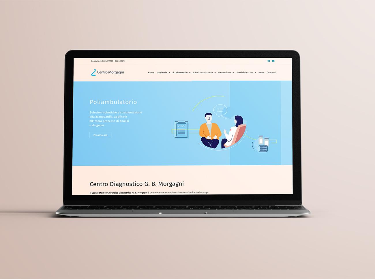 Web agency Benevento Avellino - Realizzazione sito web Benevento Avellino Napoli